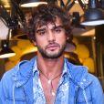 Marlon Teixeira é ex-namorado de Bruna Marquezine