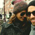 Junior Lima e Monica Benini já fizeram várias viagens juntos