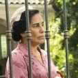 Nos últimos capítulos da novela 'Éramos Seis', Lola (Gloria Pires) vai morar em asilo