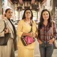 Por coronavírus, TV Globo suspende gravações de 'Amor de Mãe' e novela vai ficar temporariamente fora do ar. 'Fina Estampa' vai substituir no horário nobre