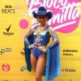Anitta justificou a sua ausência das redes sociais