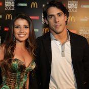 Paula Fernandes assume namoro com o dentista Henrique do Valle em premiação