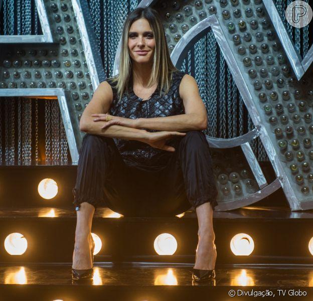 Fernanda Lima usa técnicas da meditação e da ioga para manter a calma em casa