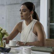 Office look, gola alta e decote: as trends de Ju Paes em 'Totalmente Demais'
