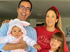 Crianças na Páscoa: filhos dos famosos esbanjam fofura na web. Veja!