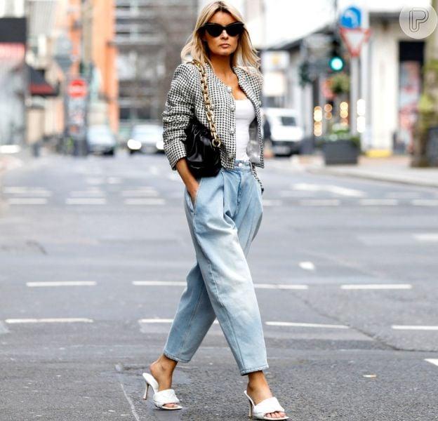 Calça jeans: conheça o novo modelo que está em alta