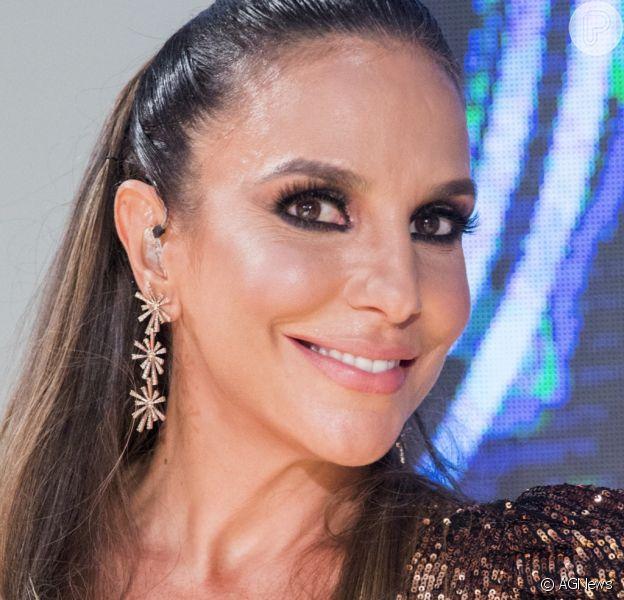 Ivete Sangalo vai cantar e mostrar intimidade em live diretamente da sua casa, na Globo, no sábado, 25 de abril de 2020