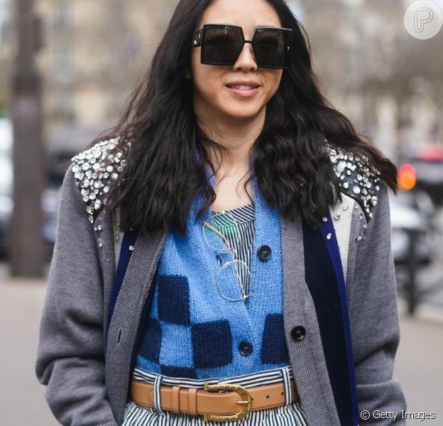 Aprenda a combinar estampas e montar um look bem fashion