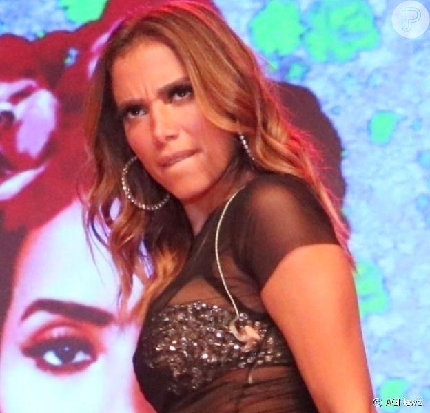Anitta faz novo comentário provocante em foto de Gui Araújo e fãs shippam