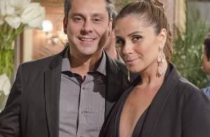 'Salve Jorge': Helô (Giovanna Antonelli) e Stenio passam mais uma noite juntos
