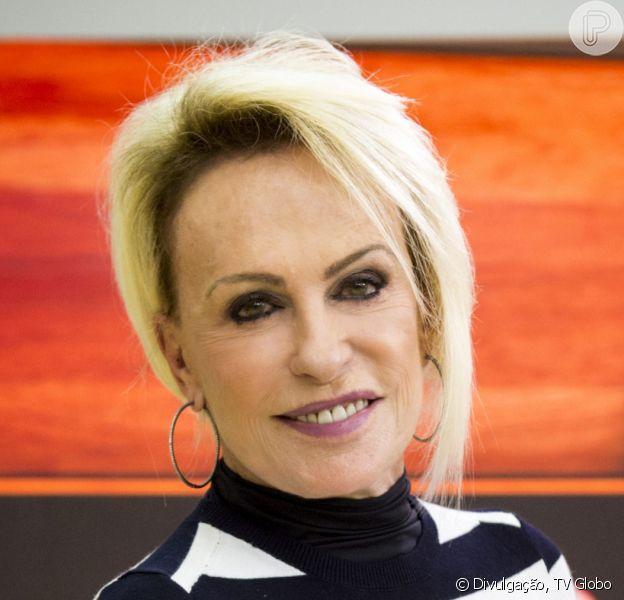 Ana Maria Braga afastou rumor do fim do 'Mais Você': 'Faz anos que dizem'