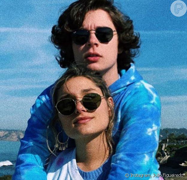 Sasha Meneghel faz vídeo com João Figueiredo e cantor afirma: 'Pronto pra casar'
