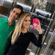 Bárbara Evans e Gustavo Theodoro estão casados desde 29 de maio de 2020