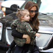 Harper Beckham, filha de Victoria Beckham, tem coleção de sapatos de R$ 4 mil