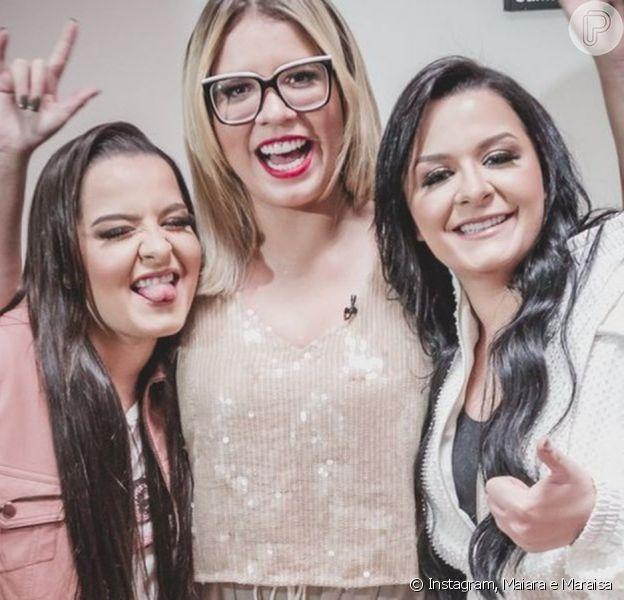 Live de Marília Mendonça com Maiara e Maraisa promete ser histórica