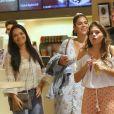 'Aqui em casa a gente leva arraiá a sério', conta Bruna Marquezine