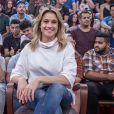 Fernanda Gentil é apresentadora do 'Se Joga' e tem quadro no 'É de Casa', programas da TV Globo