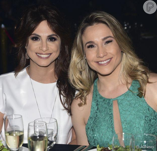 Fernanda Gentil já sofreu crise de ciúmes pela mulher na quarentena
