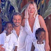 Zyan chegou! Nasce filho de Giovanna Ewbank e Bruno Gagliasso: 'Emoção'