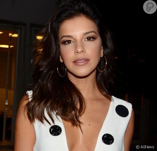 Mariana Rios, noiva de Lucas Kalil, anuncia 1ª gravidez com foto de biquíni postada nesta quarta-feira, dia 01 de julho de 2020