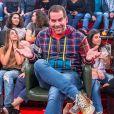 Leandro Hassum e a TV Globo encerraram contrato em comum acordo em 2019
