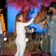 Maiara pediu sugestões de nomes para cavalo nas redes sociais