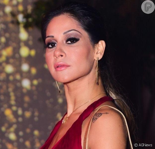 Mayra Cardi explica por que expôs caso de Arthur Aguiar com Arícia Silva na internet: 'Me vi na obrigação de mostrar que eu jamais mentiria com uma causa tão séria dessa'