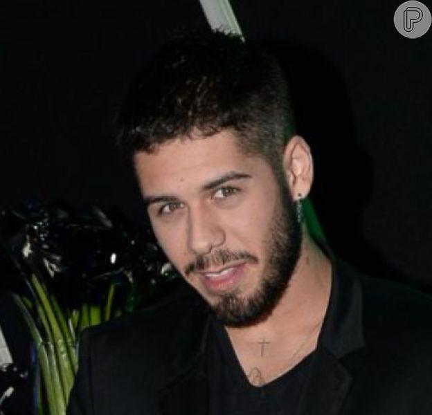 Zé Felipe foi citado na web por foto de biquíni de Virgínia Fonseca, apontada como sua namorada