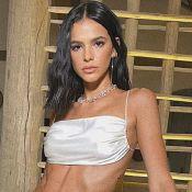 Bruna Marquezine rebate notícia de ter emagrecido 22 kg em um mês: 'É fake'