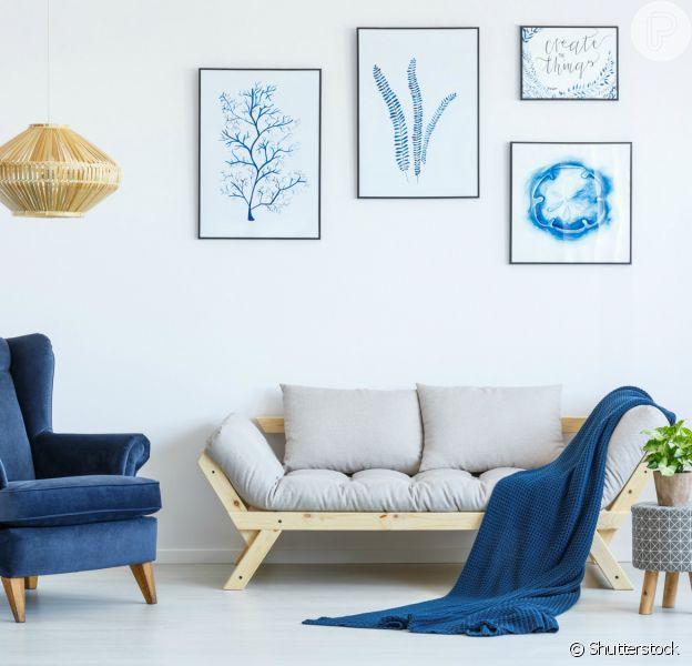 Saiba o que não pode faltar na decoração da sua sala