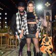 Andressa Suita adora combinar elementos de seu look com o marido, Gusttavo Lima
