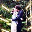 Nathalia Dill aponta cumplicidade na relação com o noivo durante gravidez