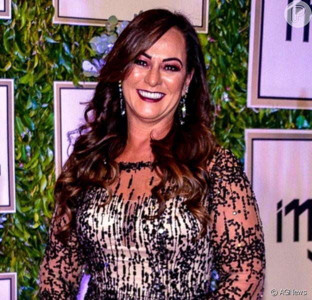 Nadine Gonçalves, mãe de Neymar, faz harmonização facial