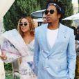 Jay-Z é 12 anos mais velho que Beyoncé