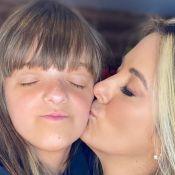 Rafaella Justus posa com a mãe, Ticiane Pinheiro, e web nota: 'Está uma mocinha'