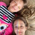Olhar de Rafaella Justus roubou a cena em foto com a mãe, Ticiane Pinheiro