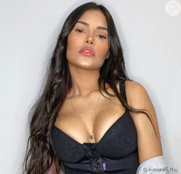 Flay nega confirmação de beijo em Felipe Prior