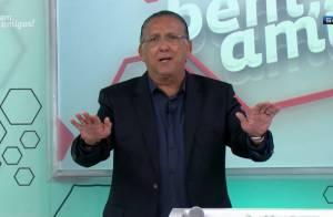 Galvão Bueno tem crise de diverticulite e deixa de gravar programa no SporTV
