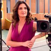 Filho de Fátima Bernardes, da França, manda vídeo e surpreende mãe na TV