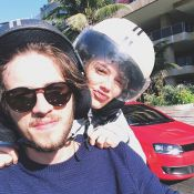 Laura Neiva se derrete pelo namorado, Chay Suede: 'Gosto de seu senso de humor'