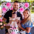 Filha de Zé Neto e Natália Toscano ganha festa com o tema Fazendinha