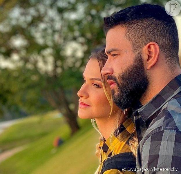Família de Andressa Suita não quer que modelo reate casamento com Gusttavo Lima