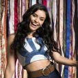 Talita Younan está no ar na reprise de 'Malhação - Viva a Diferença'