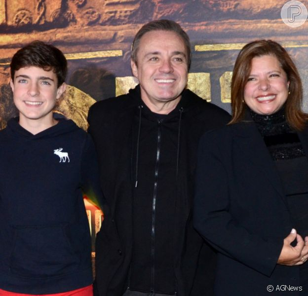 Filha de Gugu Liberato, Sofia trocou declarações com o namorado, Gabriel Gravino