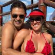 Graciele Lacerda quer ter seu primeiro filho com Zezé Di Camargo
