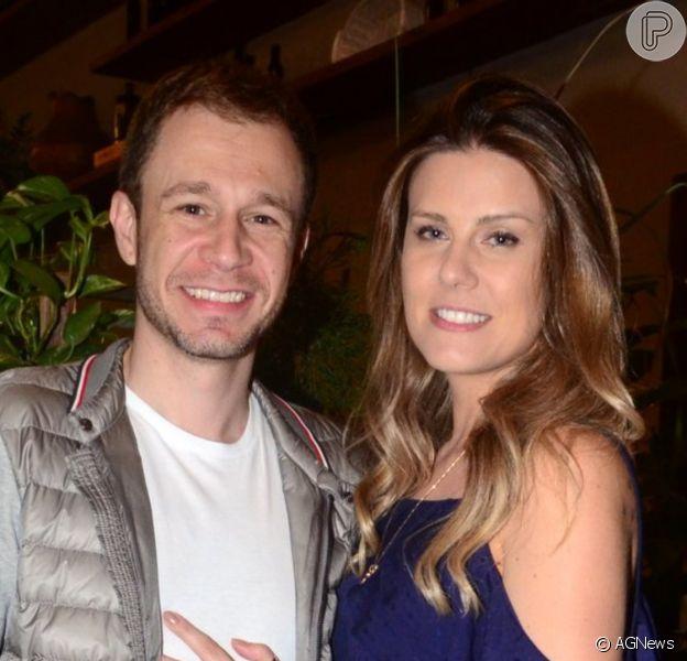 Filha de Tiago Leifert e Daiana Garbin, Lua nasceu nesta quarta-feira, 28 de outubro de 2020