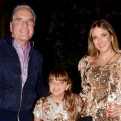 Ticiane Pinheiro encanta Roberto Justus com foto da filha Rafaella: 'Que linda'