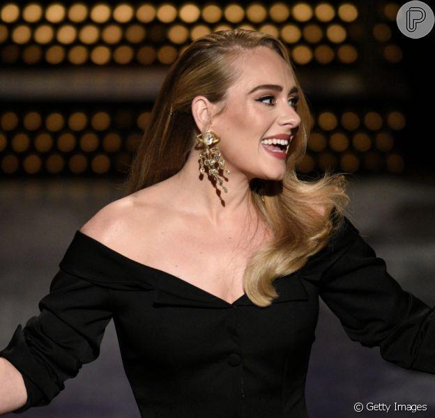 Com menos 45kg, Adele dispensa R$ 296 milhões de produtor emagrecedor