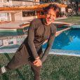 Saulo Poncio gravou vídeo na web após rumores que teria feito harmonização facial
