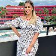Marília Mendonça adotou  hábitos saudáveis por vontade própria